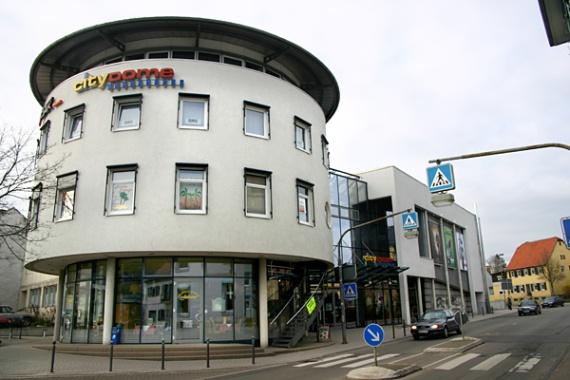 Citydome Sinsheim Programm