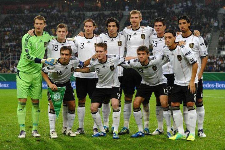 34a2a6e541bc7 Mais sobre Futebol  Seleção da Alemanha