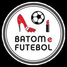 Entre o batom e o futebol existe um mundo de possibilidades...