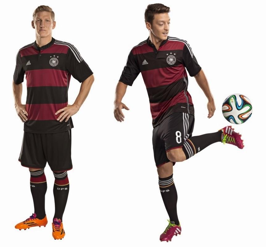 9fef069a102a6 Camisa da Seleção Alemã
