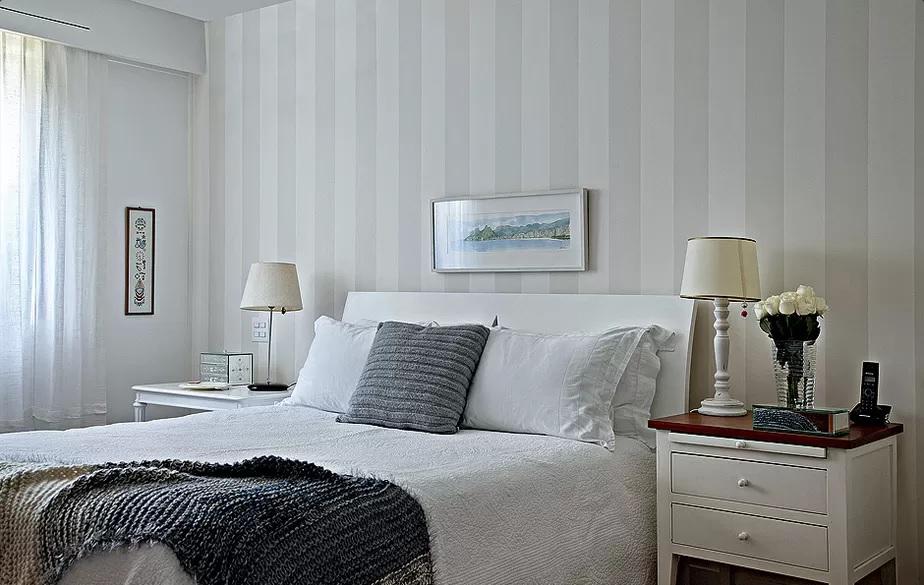 Quarto Neutro – Bom para relaxar e dormir com muita tranquilidade  Batom e F