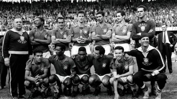 Resultado de imagem para brasil x suécia 1958