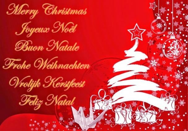 Resultado de imagem para Feliz Natal! Frohe Weihnachten Merry Christmas Feliz Navidad Joyeux Noël