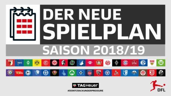 Confira o calendário completo da Bundesliga e 2 Bundesliga